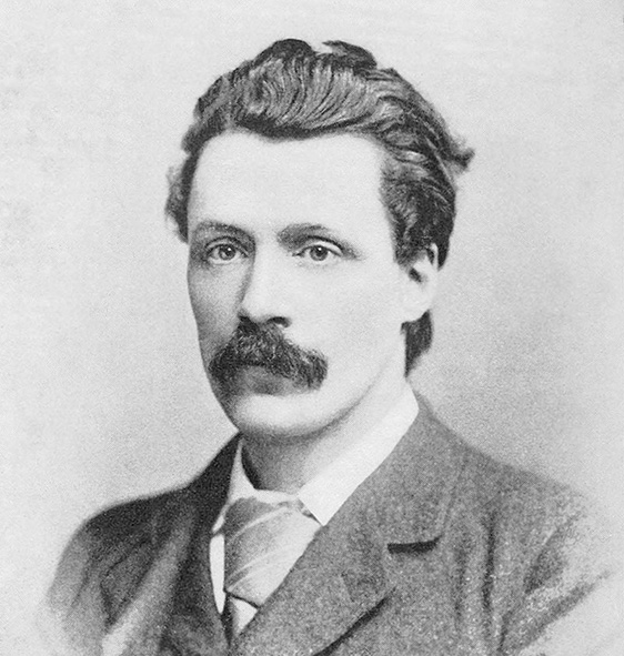 GISSING, George.