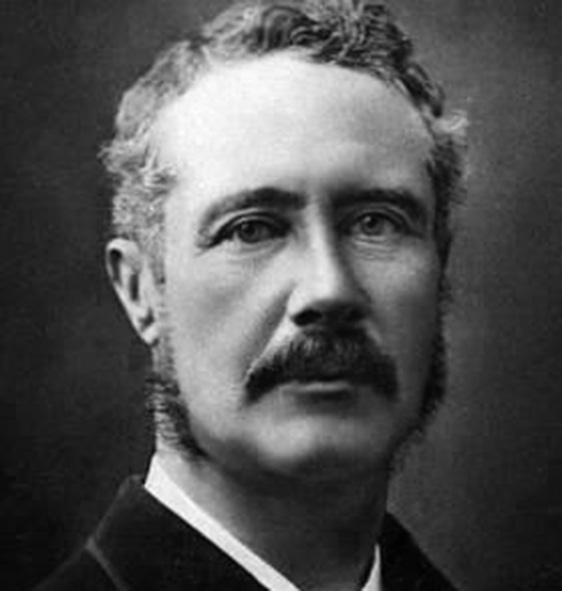 GORDON, Charles George.