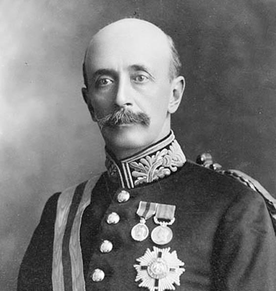 GREY, Albert Henry George, 4th earl.