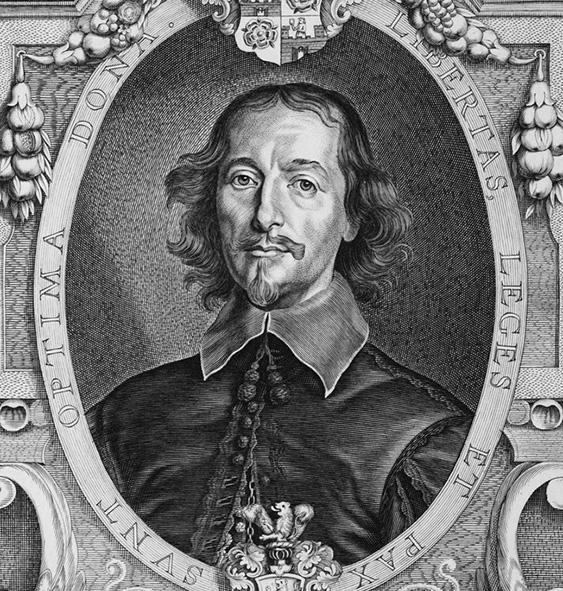 GUERICKE, Otto von.